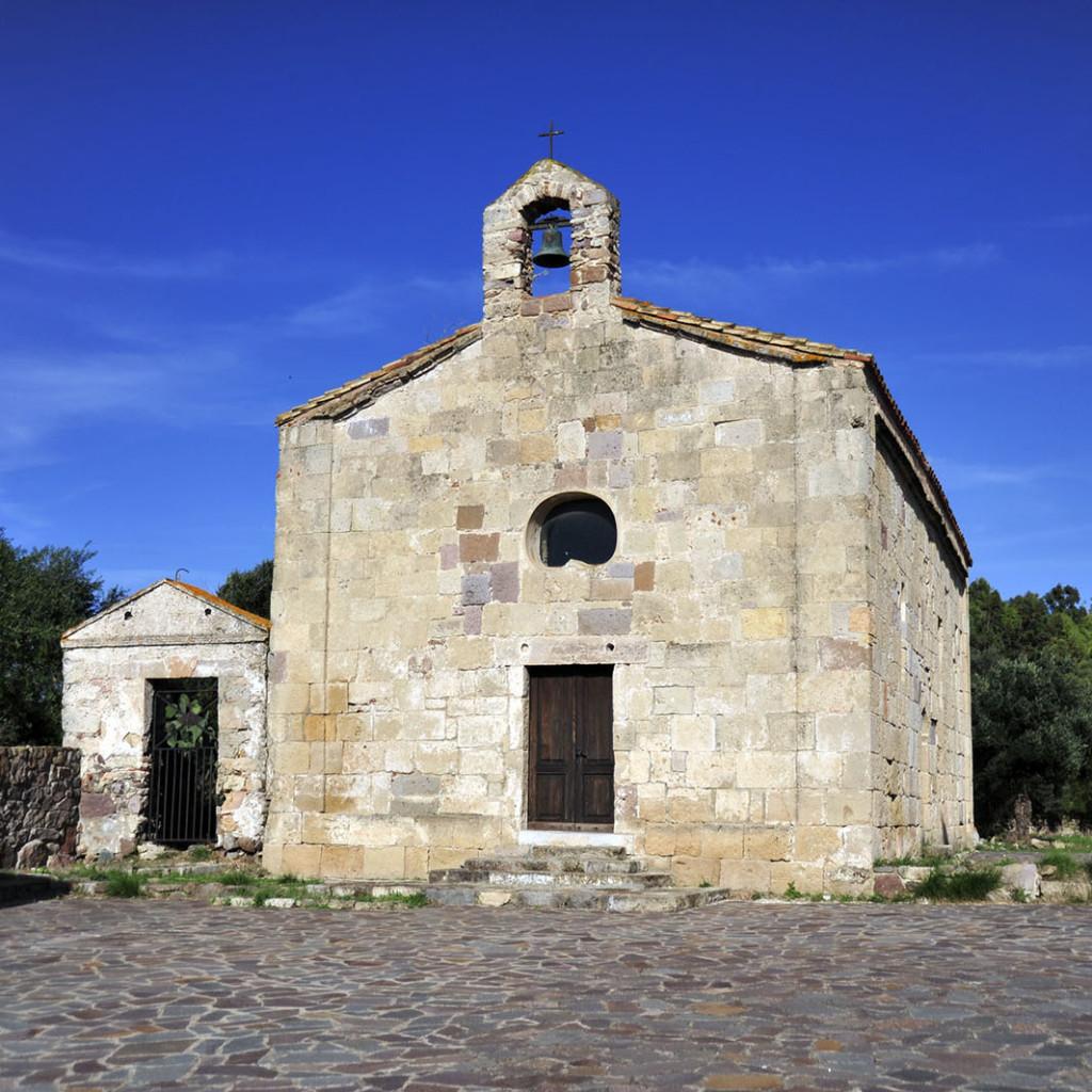 Chiesa di S. Maria di Palmas